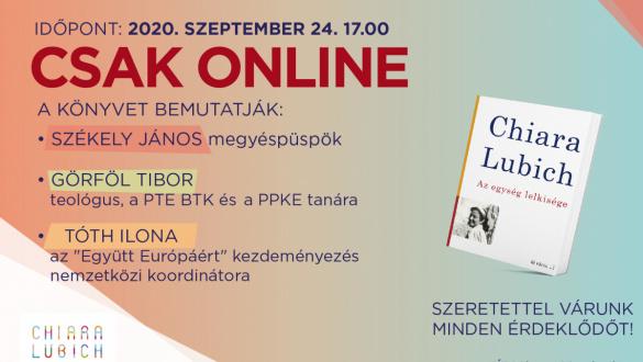 online-konyvbemutato-chiara-lubich-centenarium-kereteben